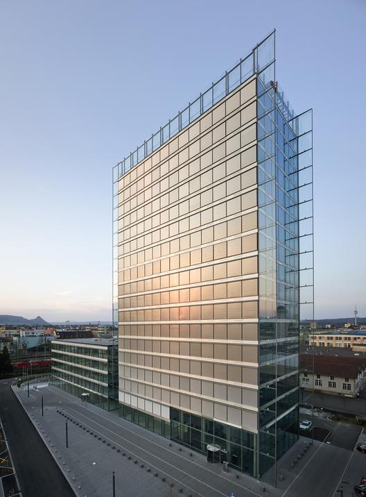 Hegau Tower / Murphy Jahn, © Rainer Viertlboeck