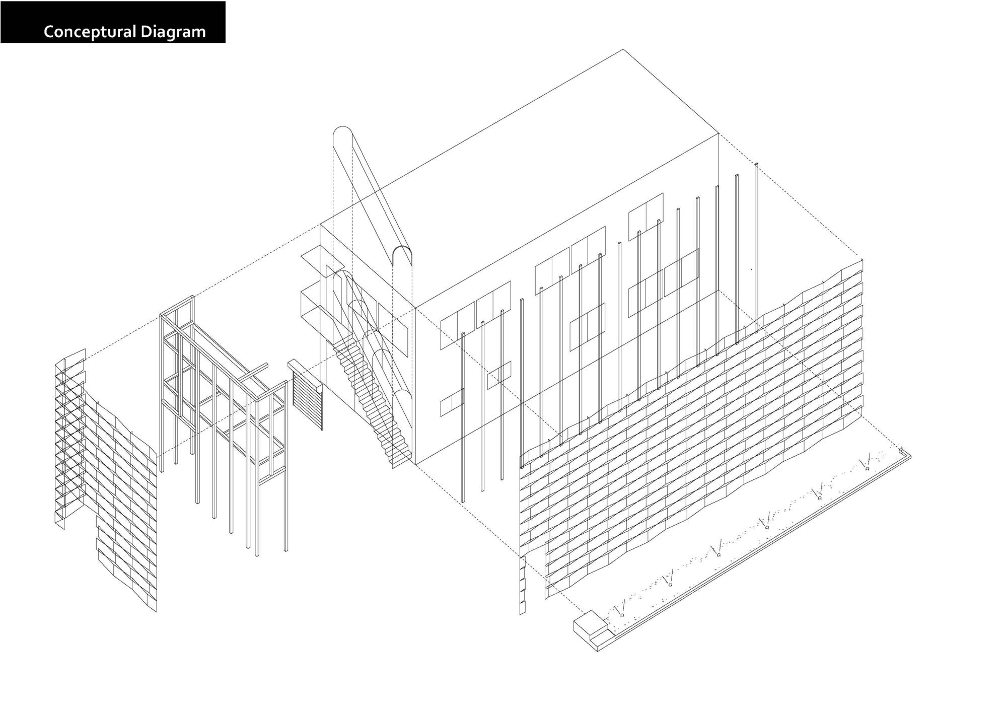 gallery of edogawa garage club renovation jun u0027ichi ito architect