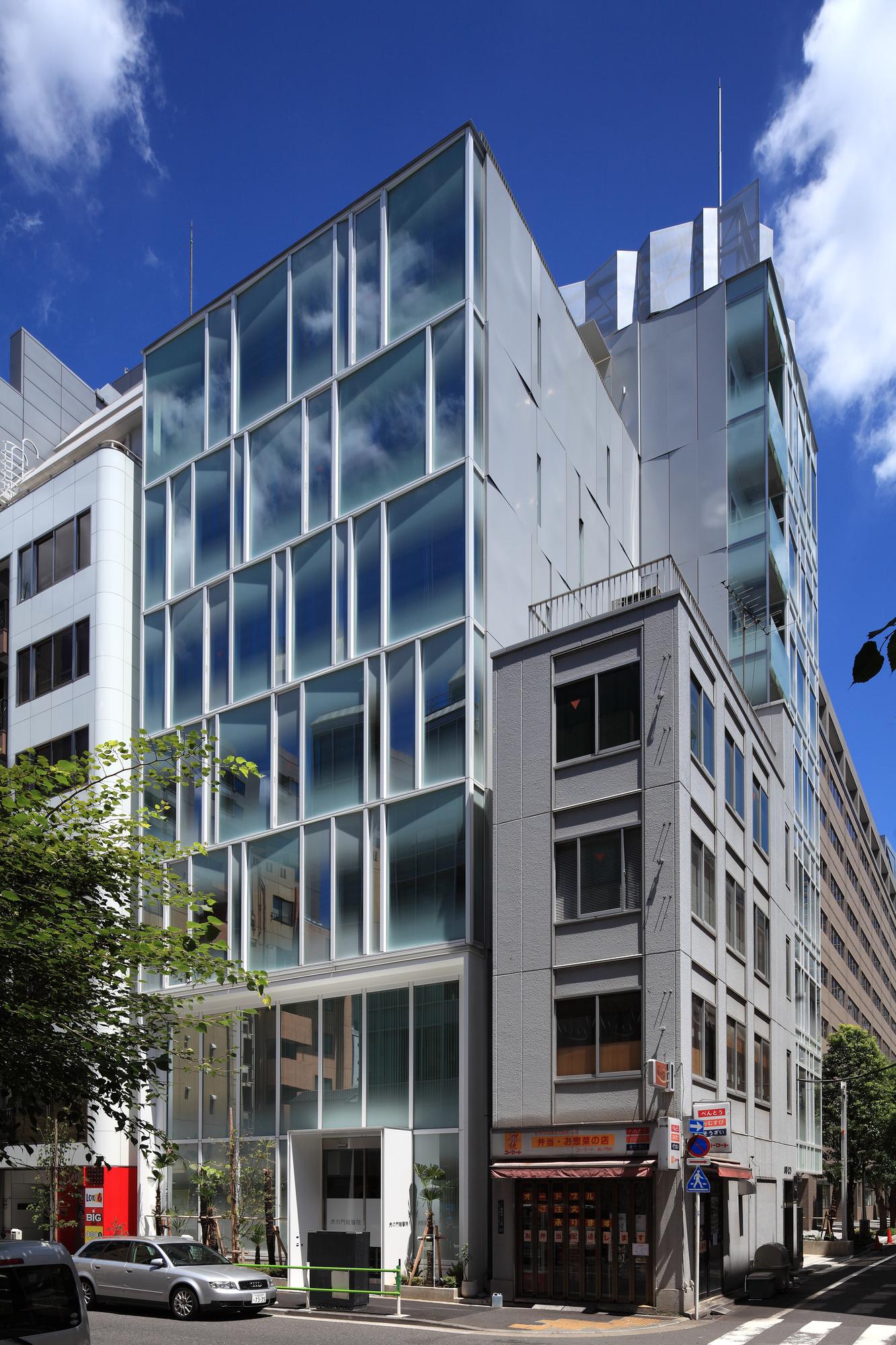 T.S.R.Building / Jun'ichi Ito Architect & Associates, © Naoomi Kurozumi