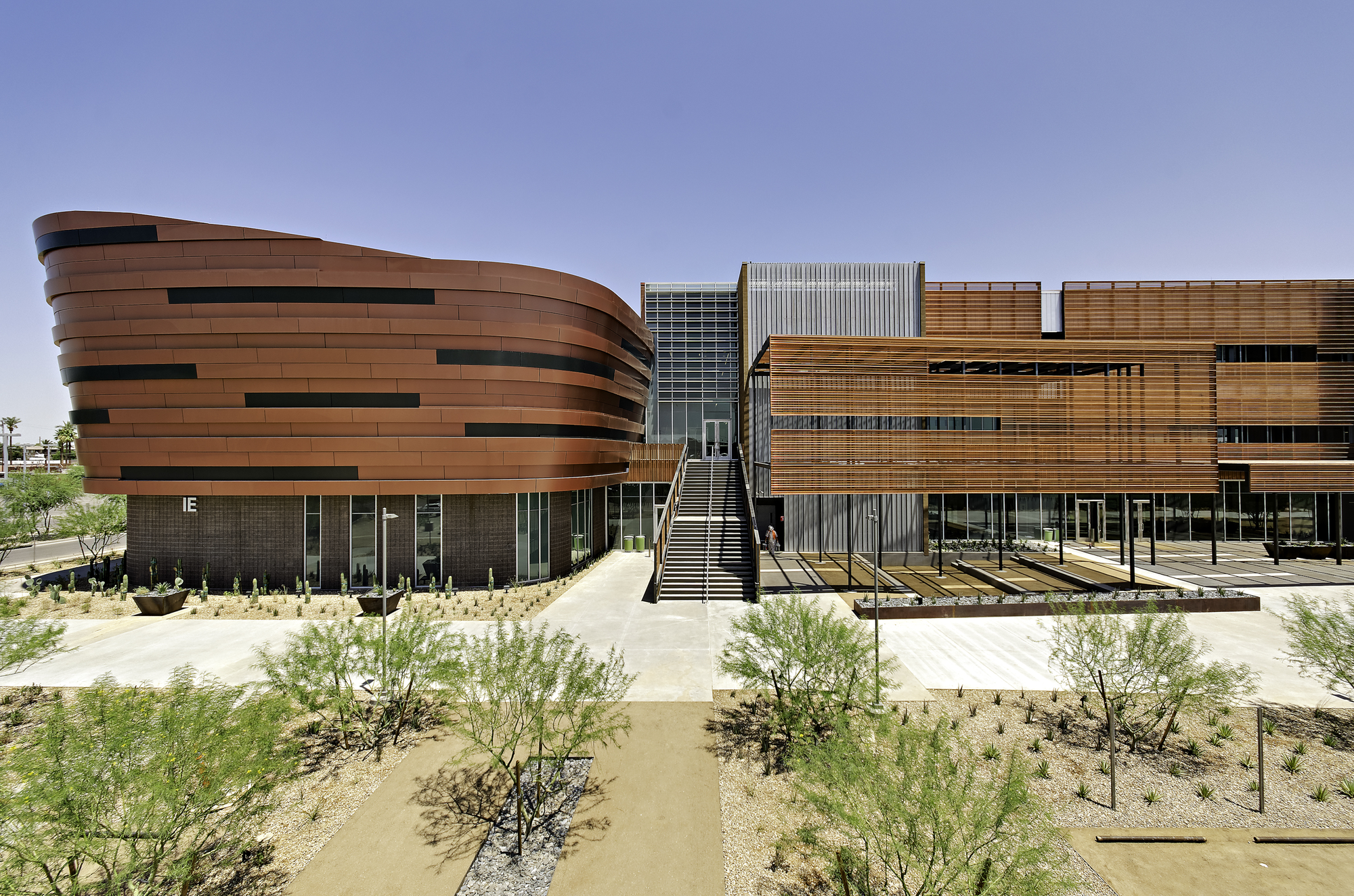 Gateway Community College Smithgroup Jjr Archdaily
