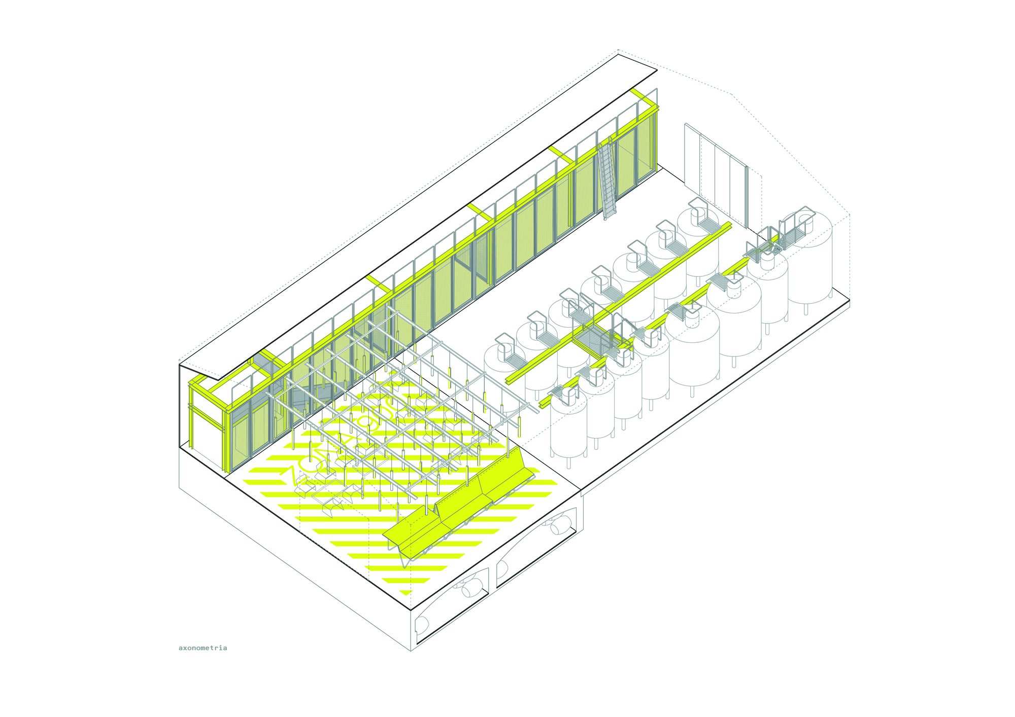 Lagravera / SALA FERUSIC Architects