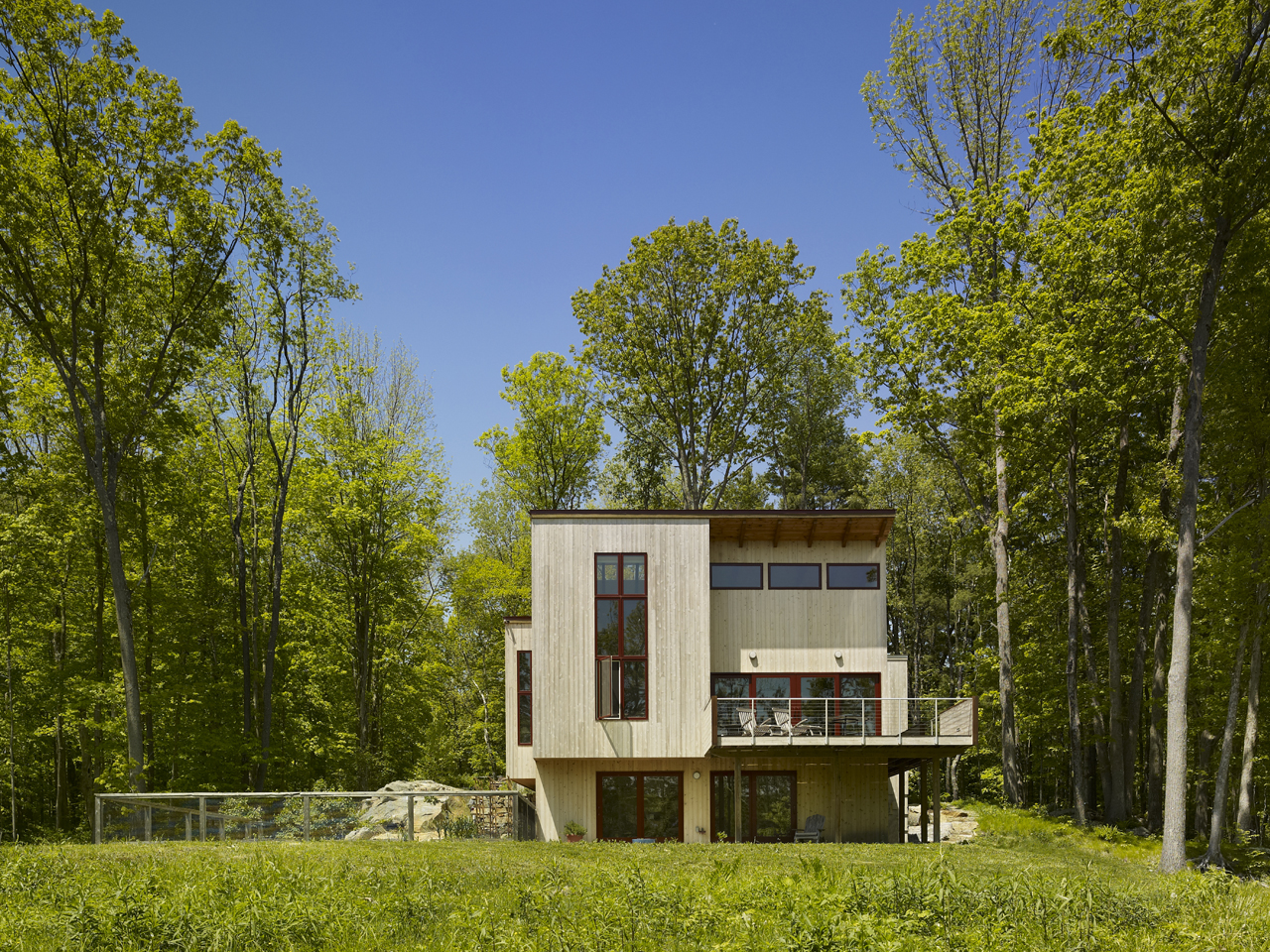 Spence House / Metcalfe Architecture & Design