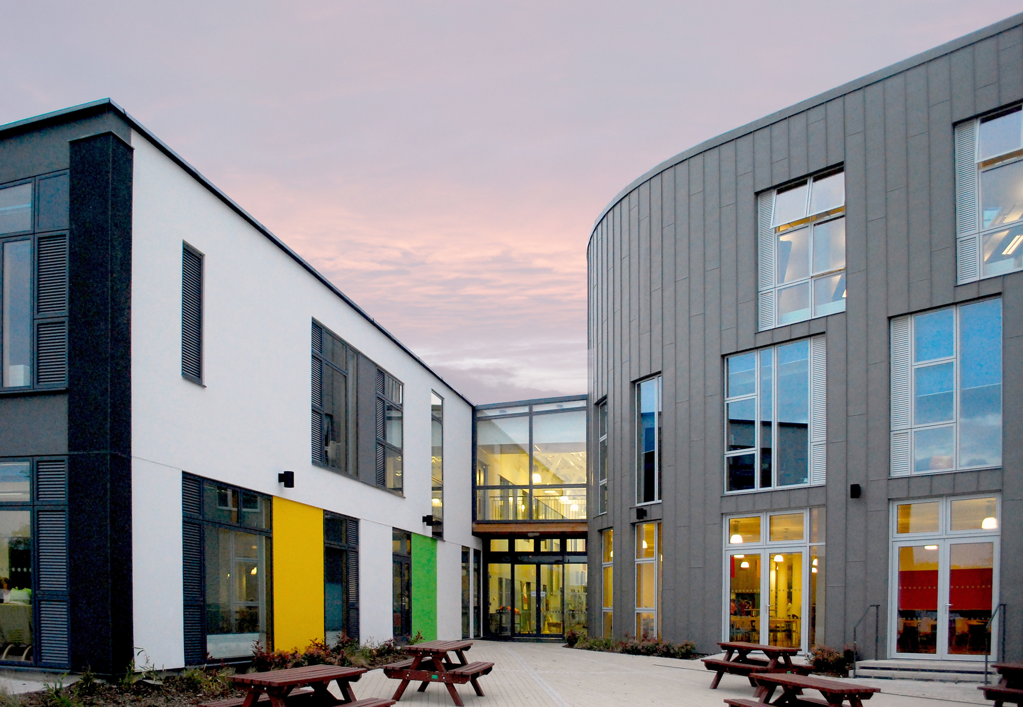 St John's School Marlborough / Re-Format LLP, © Morley von Sternberg