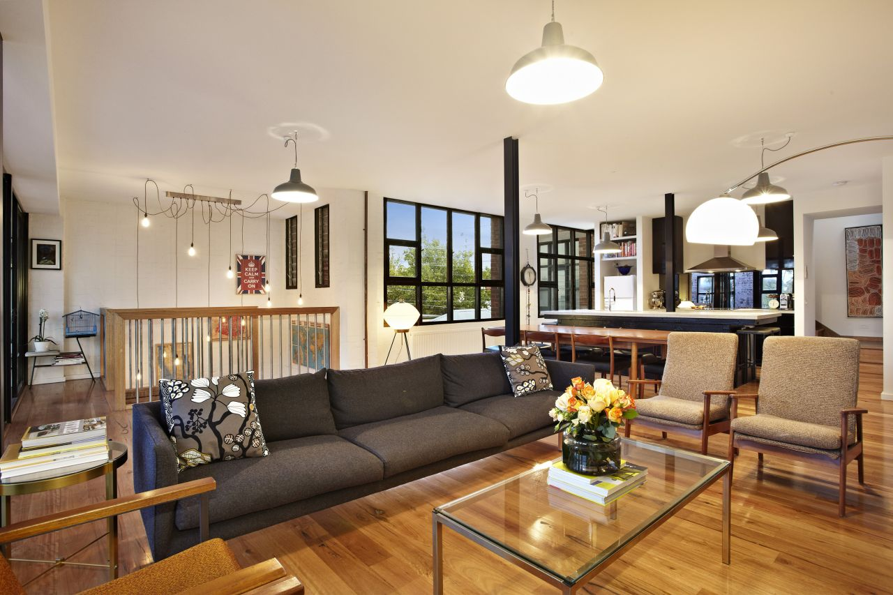 Gallery Of The Abbotsford Warehouse Apartments ITN