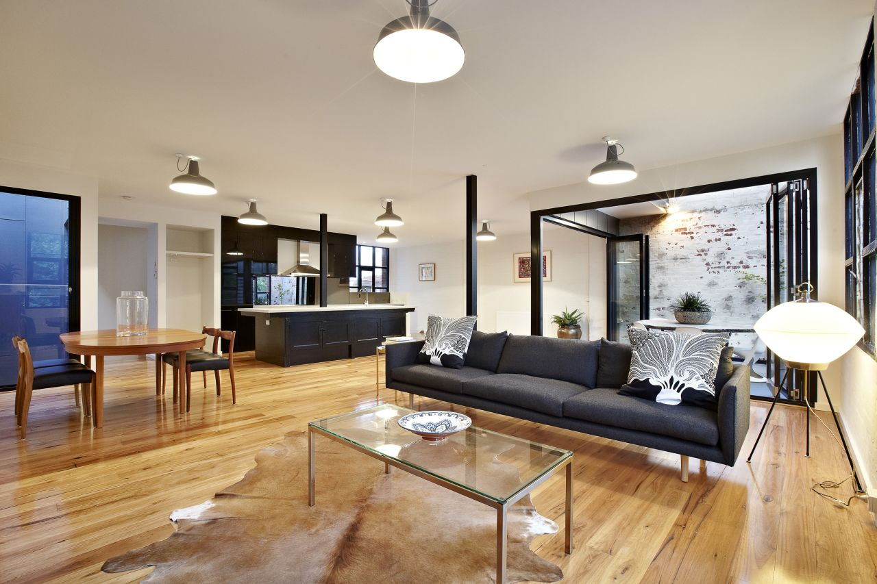 Gallery of The Abbotsford Warehouse Apartments / ITN ...