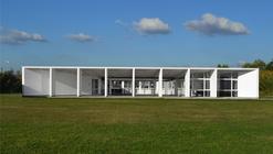Edificio de Instituto de Epidemiología - Leonardo Werthein  / Moscato Schere Todo Terreno + MS+ DPF UNLa