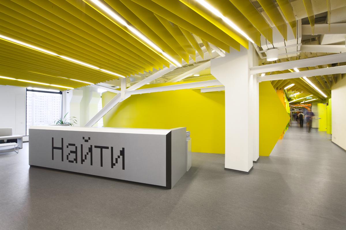 Yandex Saint Petersburg Office II / za bor architects, © Peter Zaytsev