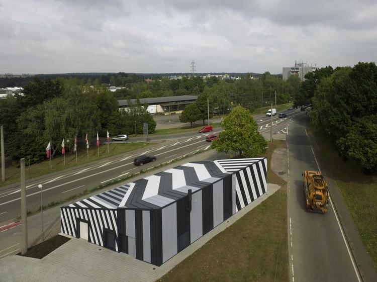 DEA Vogelweh Kleeblatt / Molter-Linnemann Architekten, © Michael Heinrich