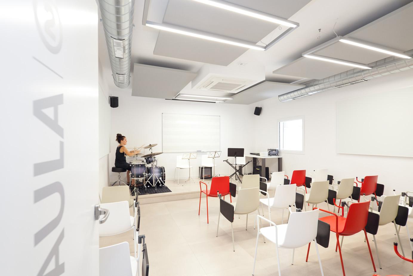 "Gallery of Music School Project Concept ""Taller De Musics ..."