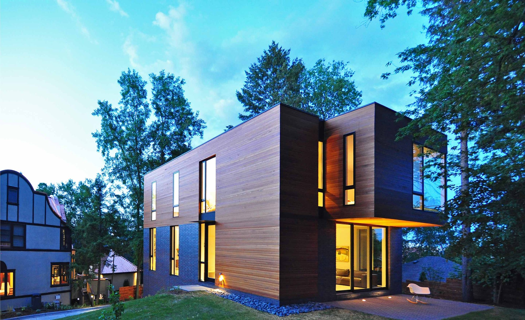Nexus House | ArchDaily