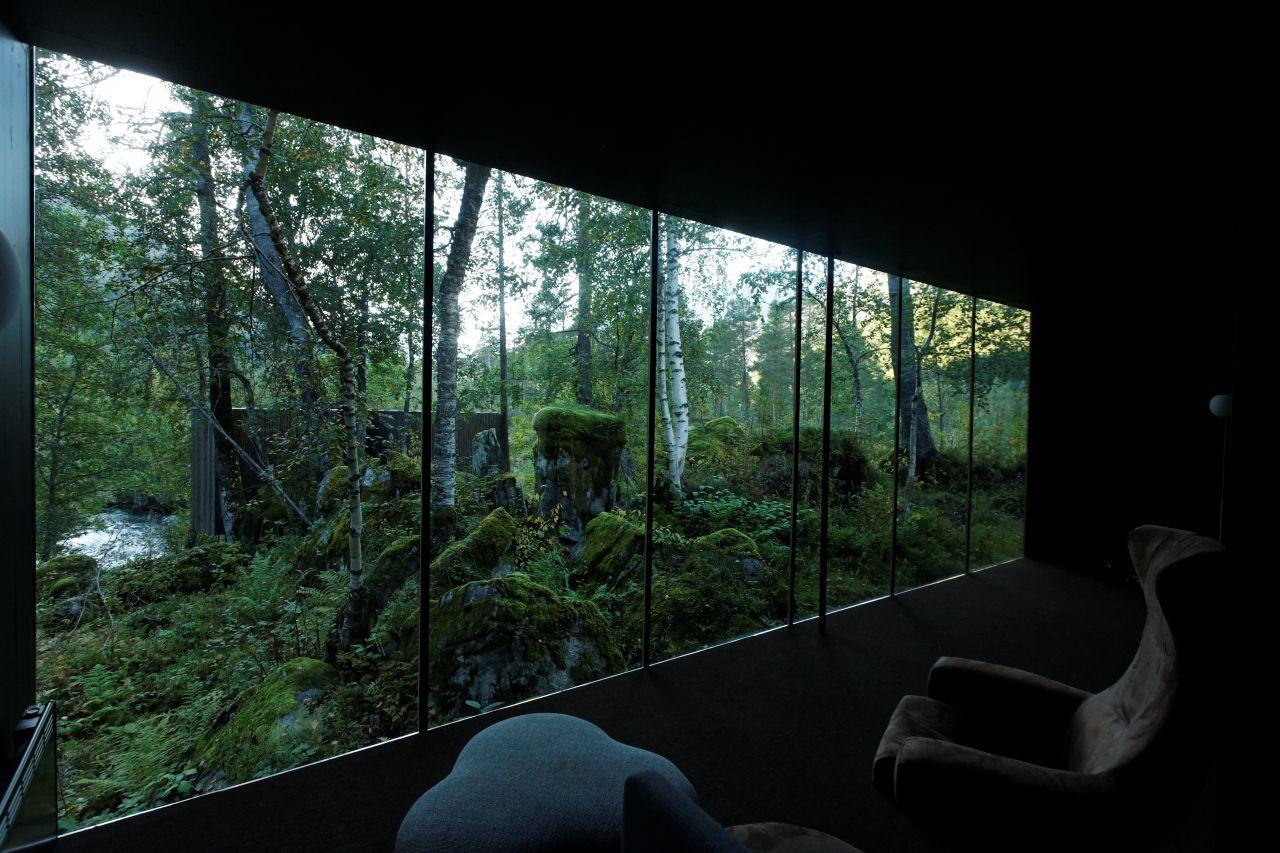 Gallery Of River Sauna Jensen Amp Skodvin Architects 11