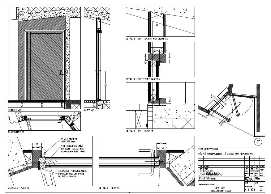 Gallery of River Sauna / Jensen & Skodvin Architects - 18