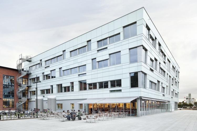 Media Evolution City / Juul Frost Architects, © Felix Gerlach