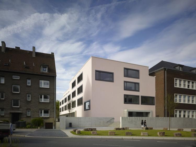 Liselotte Rauner School / Léon Wohlhage Wernik Architekten, © Christian Richters