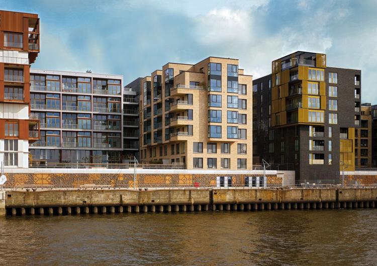 Yoo Apartments / Léon Wohlhage Wernik Architekten, © HG Esch