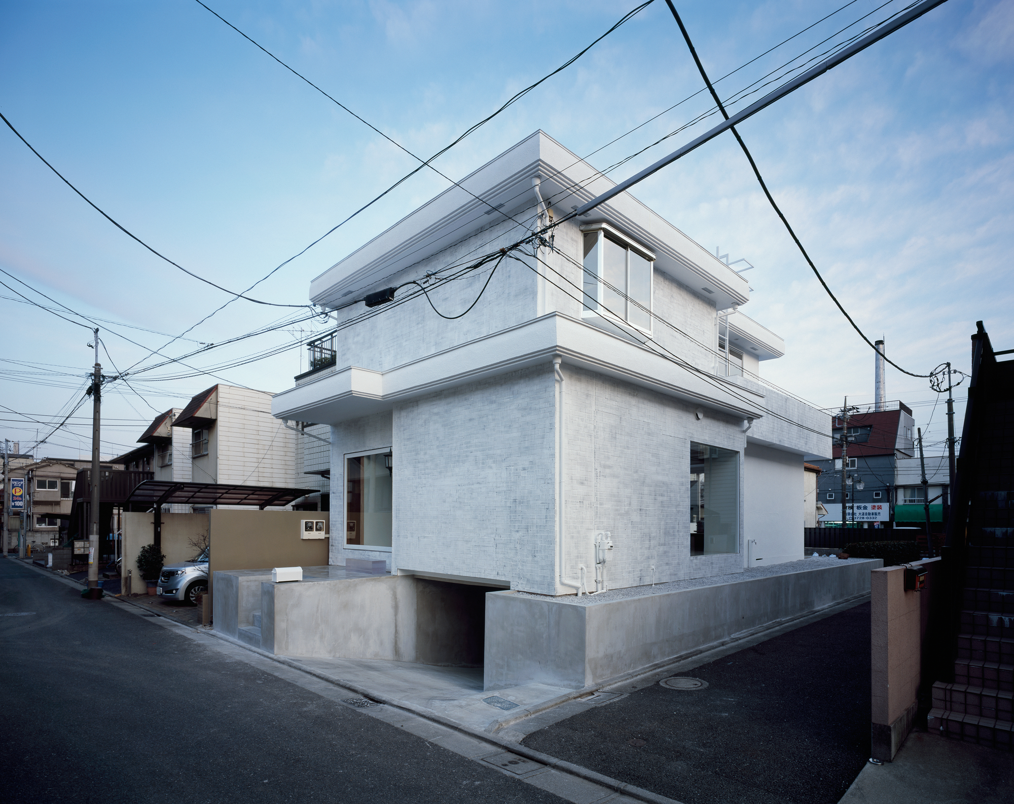 House in  Okusawa / Schemata Architects, © Takumi Ota