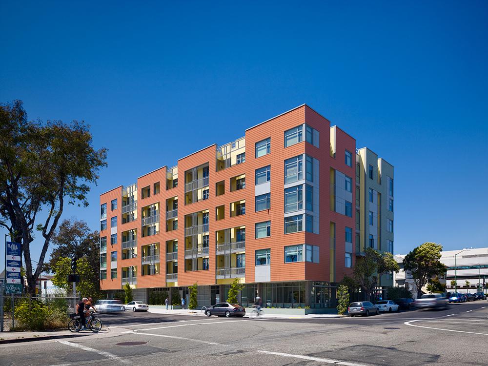 Merritt Crossing / LMS Architects, © Tim Griffith