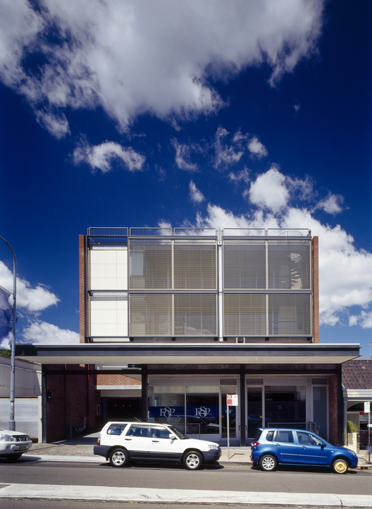 Rose Bay Apartments / Hill Thalis Architecture , © Brett Boardman