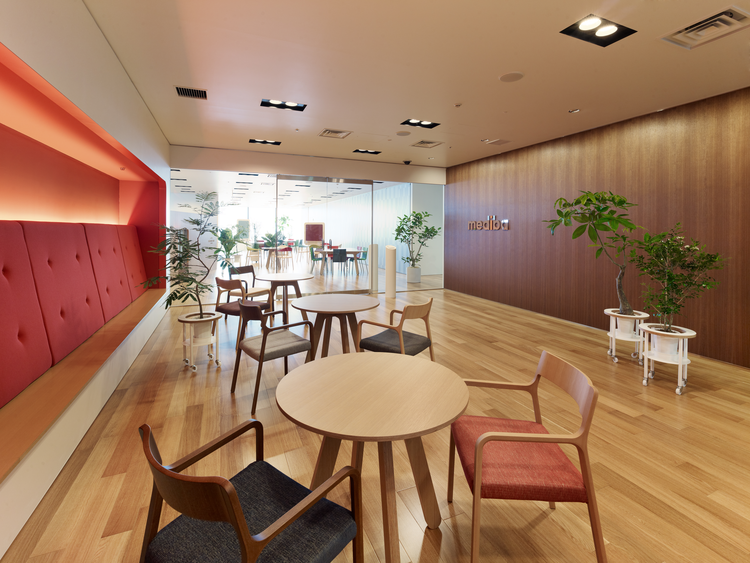 Mediba Creative Farm / Torafu Architects, Courtesy of Torafu Architects