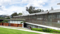 Liceo Franco Mexicano / Alberto Kalach