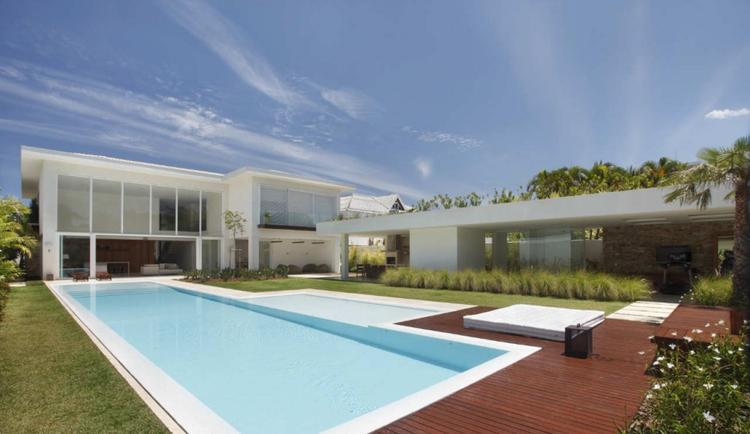 Casa en Barra da Tijuca / Progetto, Cortesía de Progetto