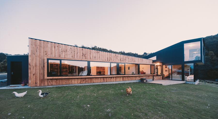Holly Tree Farm / Cykel Architecture, © Jonathan Wherrett
