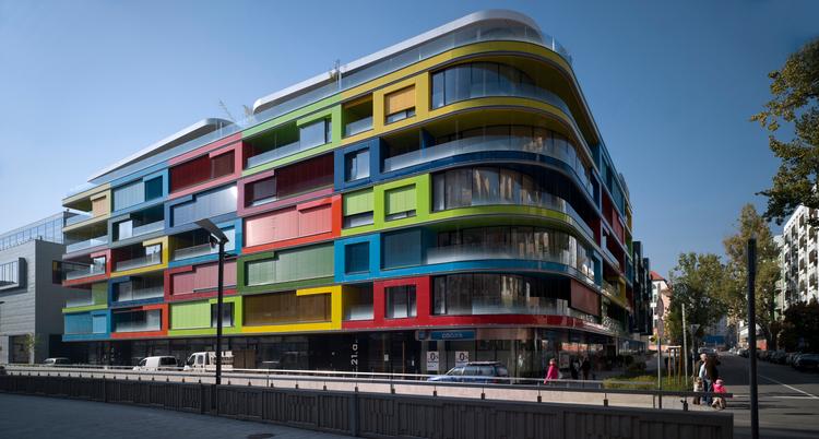 Simplon A / T2.a Architects, © Zsolt Batár