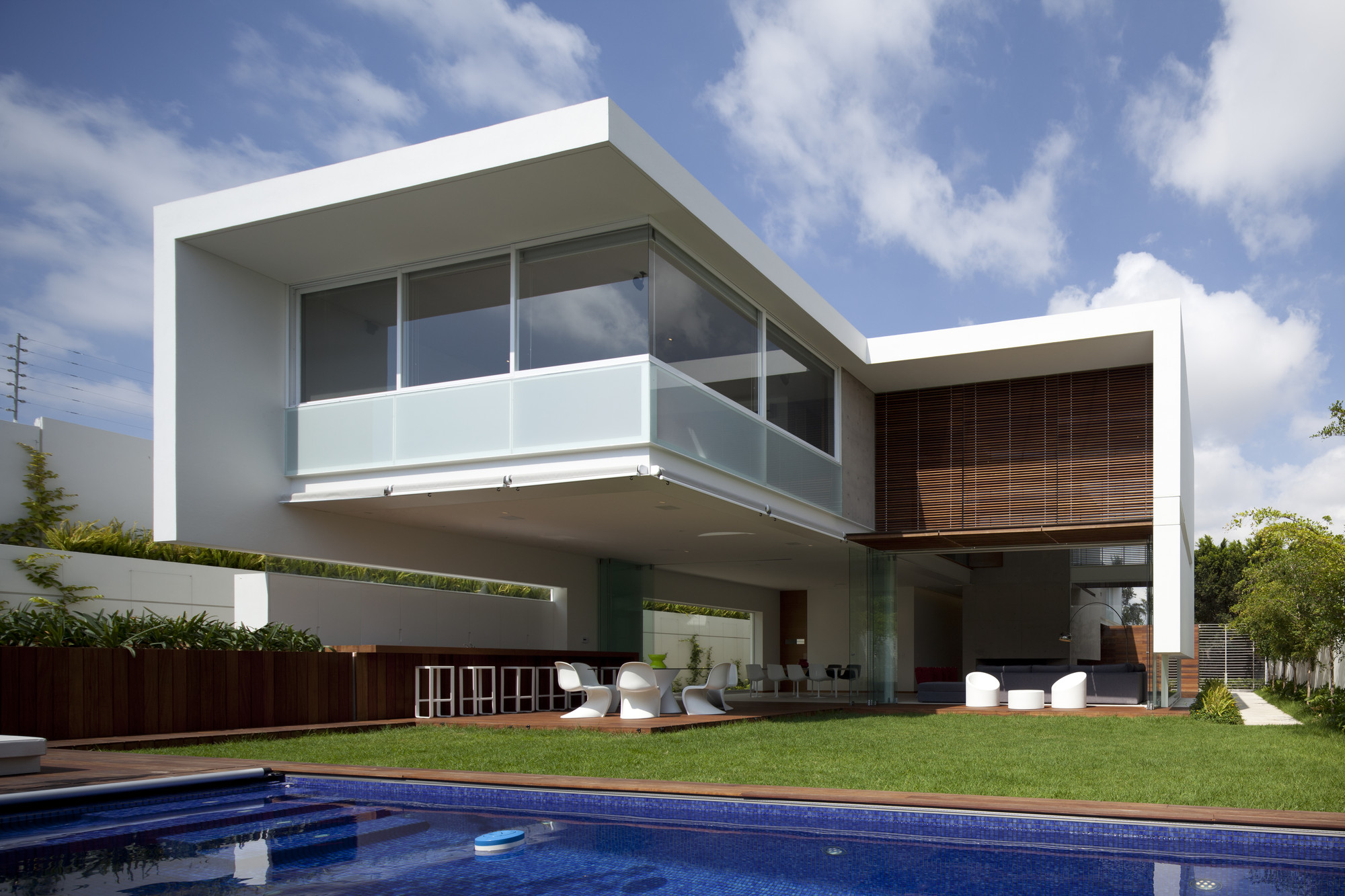 Ff house hernandez silva arquitectos archdaily for Piani di house designer casa