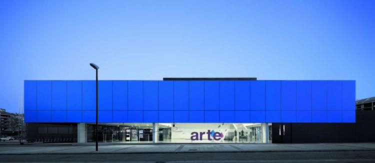 Art School in Burgos / Estudio Primitivo Gonzalez, © Fernando Guerra |  FG+SG
