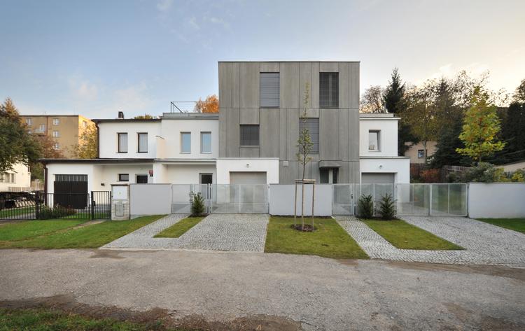 House Extension in Prague / Martin Cenek Architecture , Courtesy of Martin Cenek Architecture