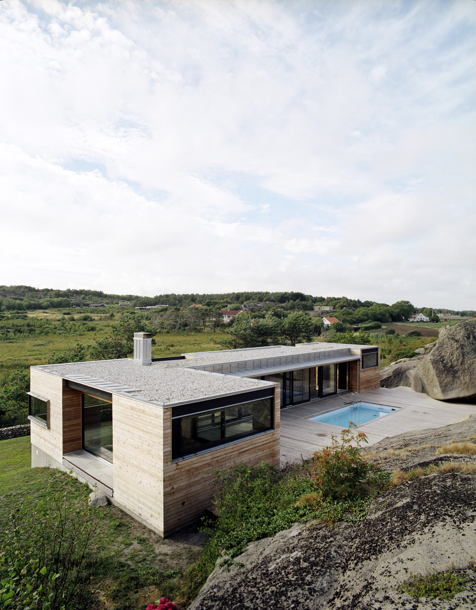 Summerhouse / Marianne Borge + Kjetil Saeterdal, © Ivan Brodey