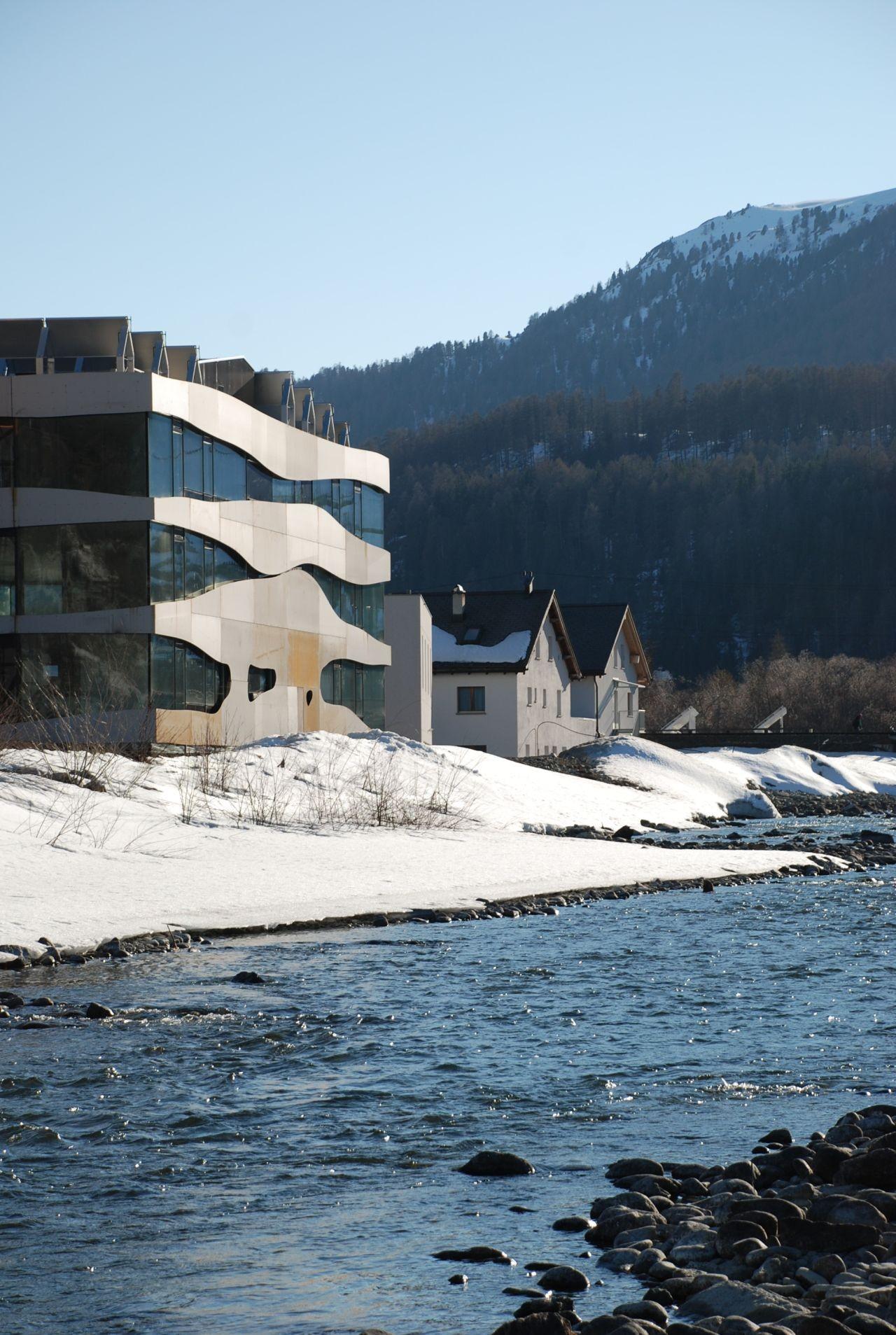 Commercial Building Islas / Mierta & Kurt Lazzarini Architekten, Courtesy of Mierta & Kurt Lazzarini Architekten
