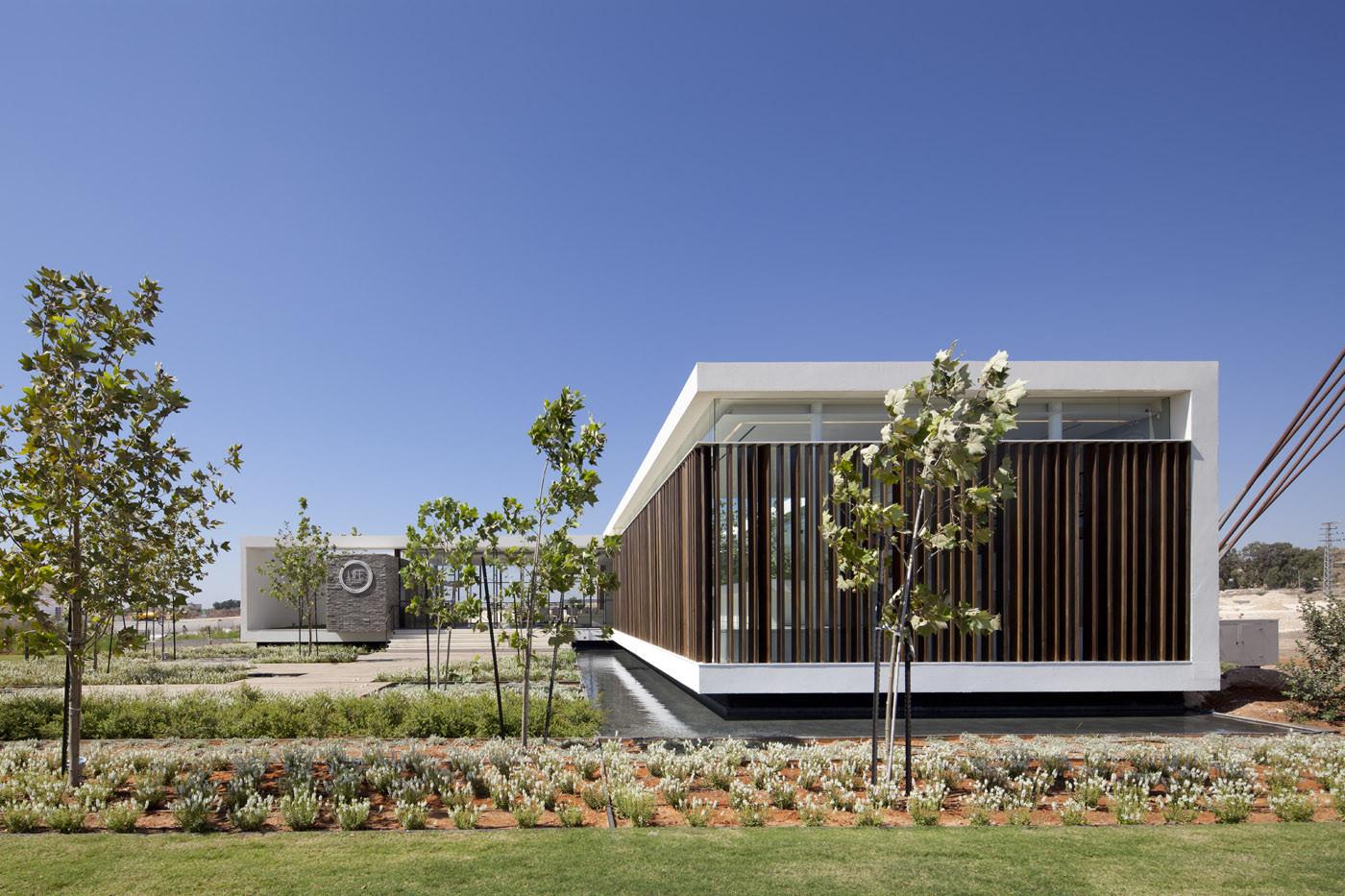 Pavilion 2012 / Pitsou kedem architects, © Amit Geron