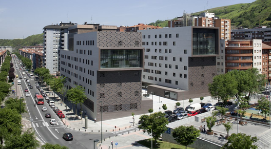 BBK Sarriko Centre / ACXT