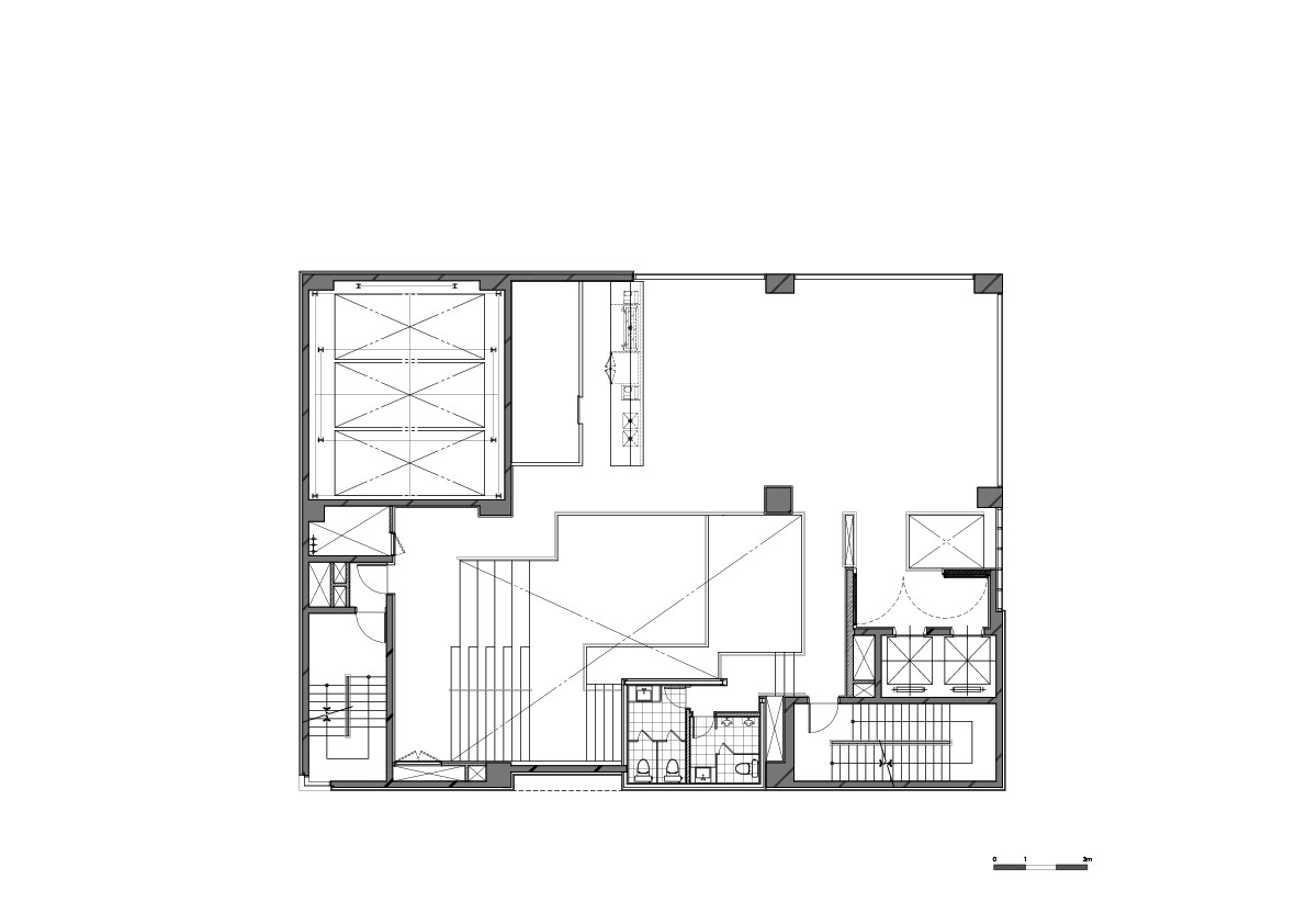 Urban Boutique Hotel BANG By MIN 38 43 2nd Floor Plan