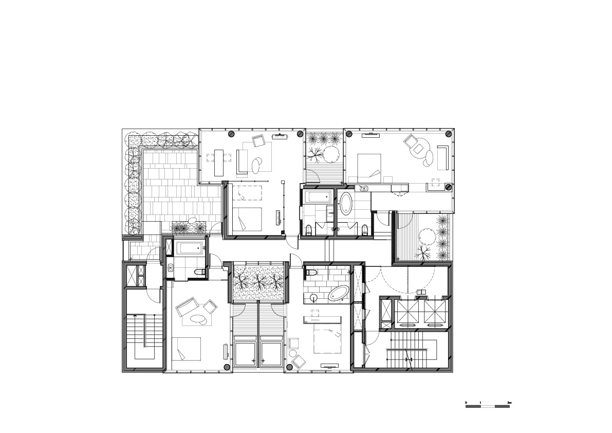 Urban Boutique Hotel BANG By MIN 37 43 14th Floor Plan