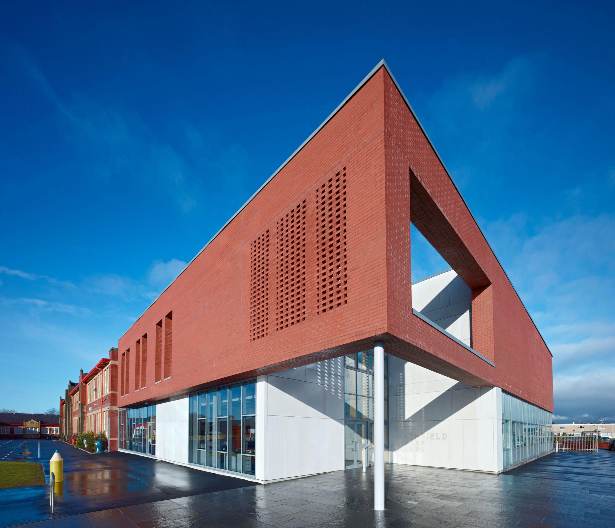 Heathfield Primary School / Holmes Miller Architect, © Andrew Lee
