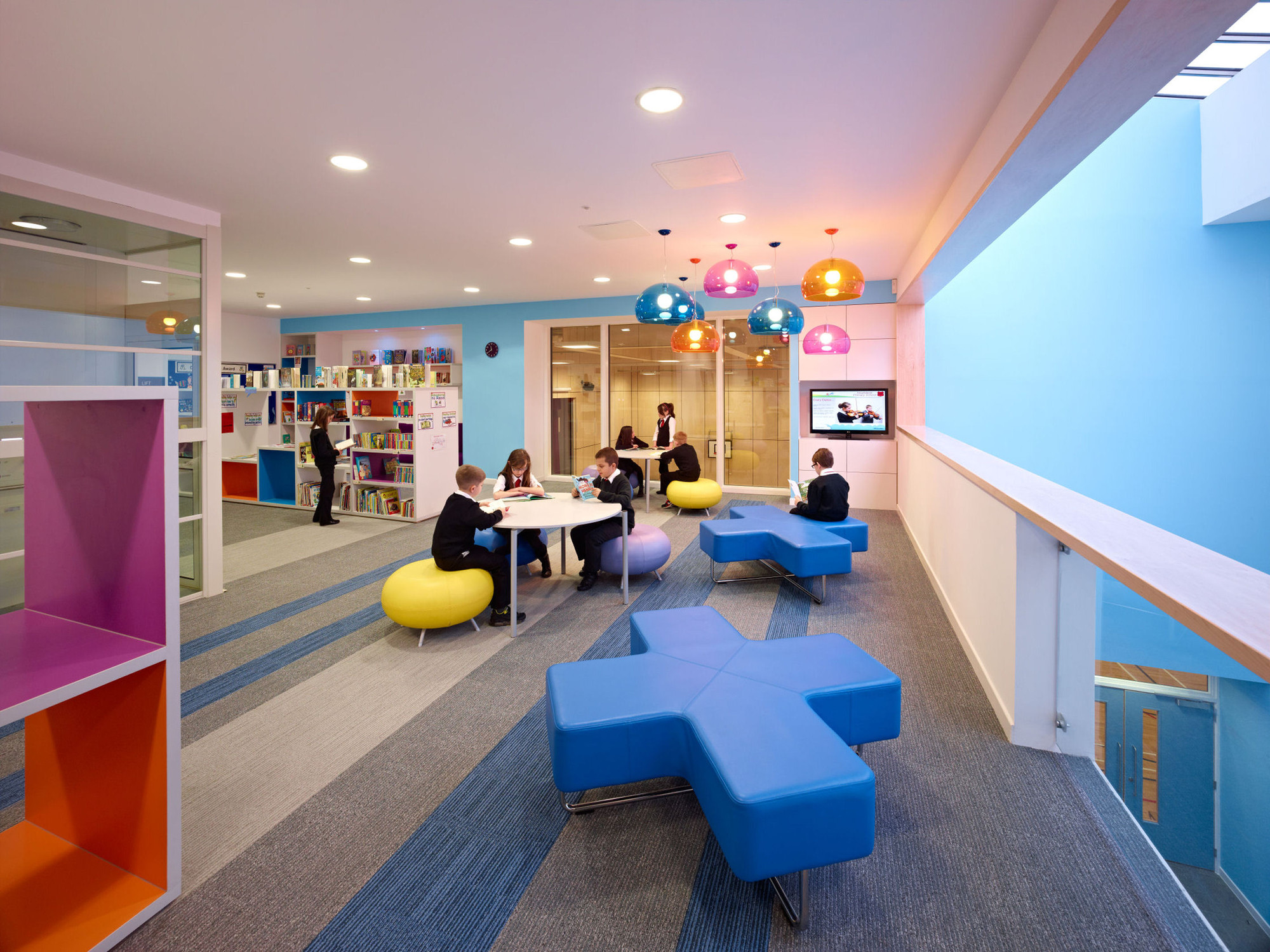 Classroom Ideas For Primary School ~ Gallery of heathfield primary school holmes miller