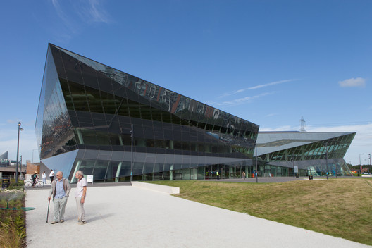 Courtesy of Wilkinson Eyre Architects