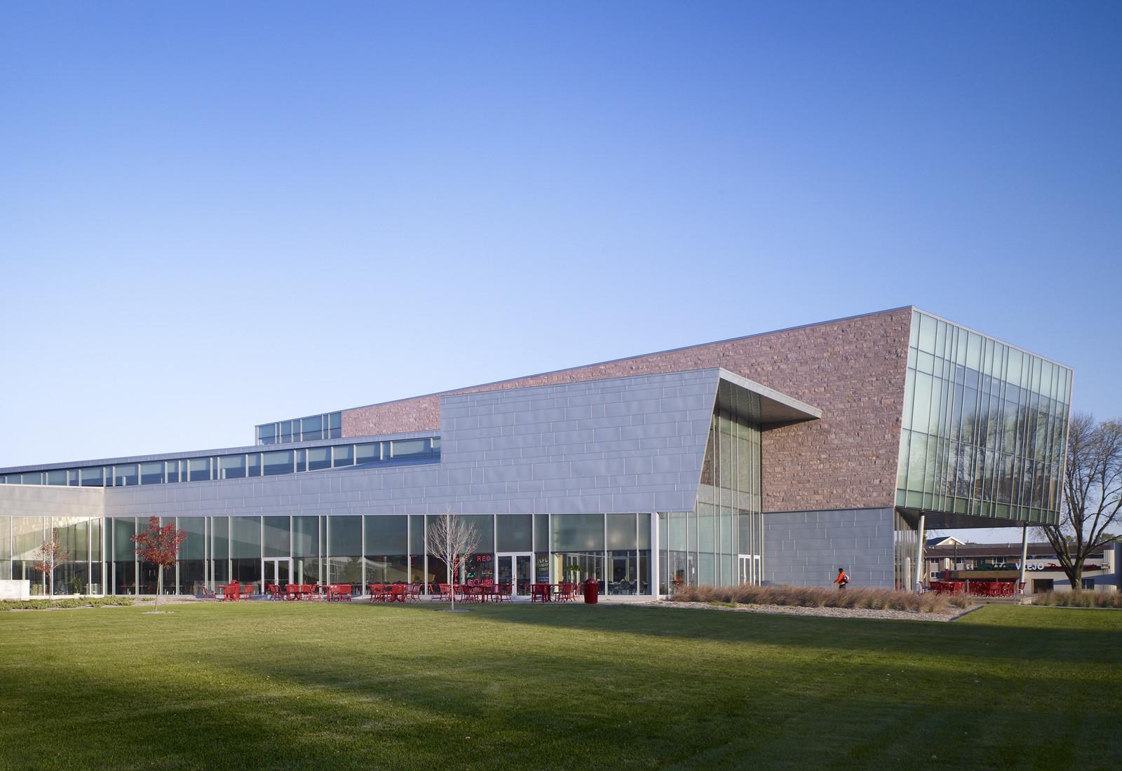 Muenster University Center / Charles Rose Architects Inc., © John Linden