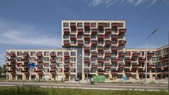 De Entree / Arons en Gelauff architecten