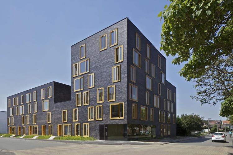 Hollande Béthune Social Housing / FRES Architectes, © Philippe Ruault
