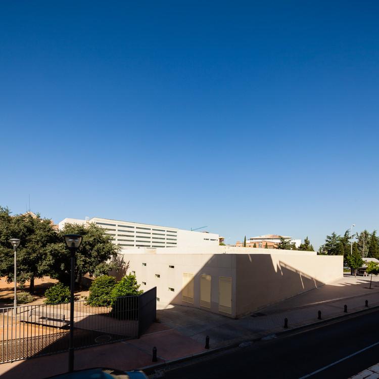 Aulario de la Escuela de Derecho / Joaquín Galán Vallejo, © David Cabrera