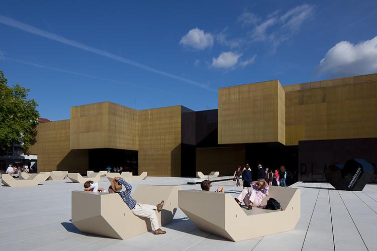 Centro Internacional para as Artes José de Guimarães / Pitagoras Group, © José Campos