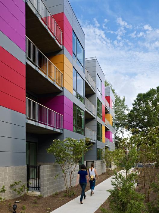 625 Rhode Island Avenue / Suzane Reatig Architecture, © Alan Karchmer