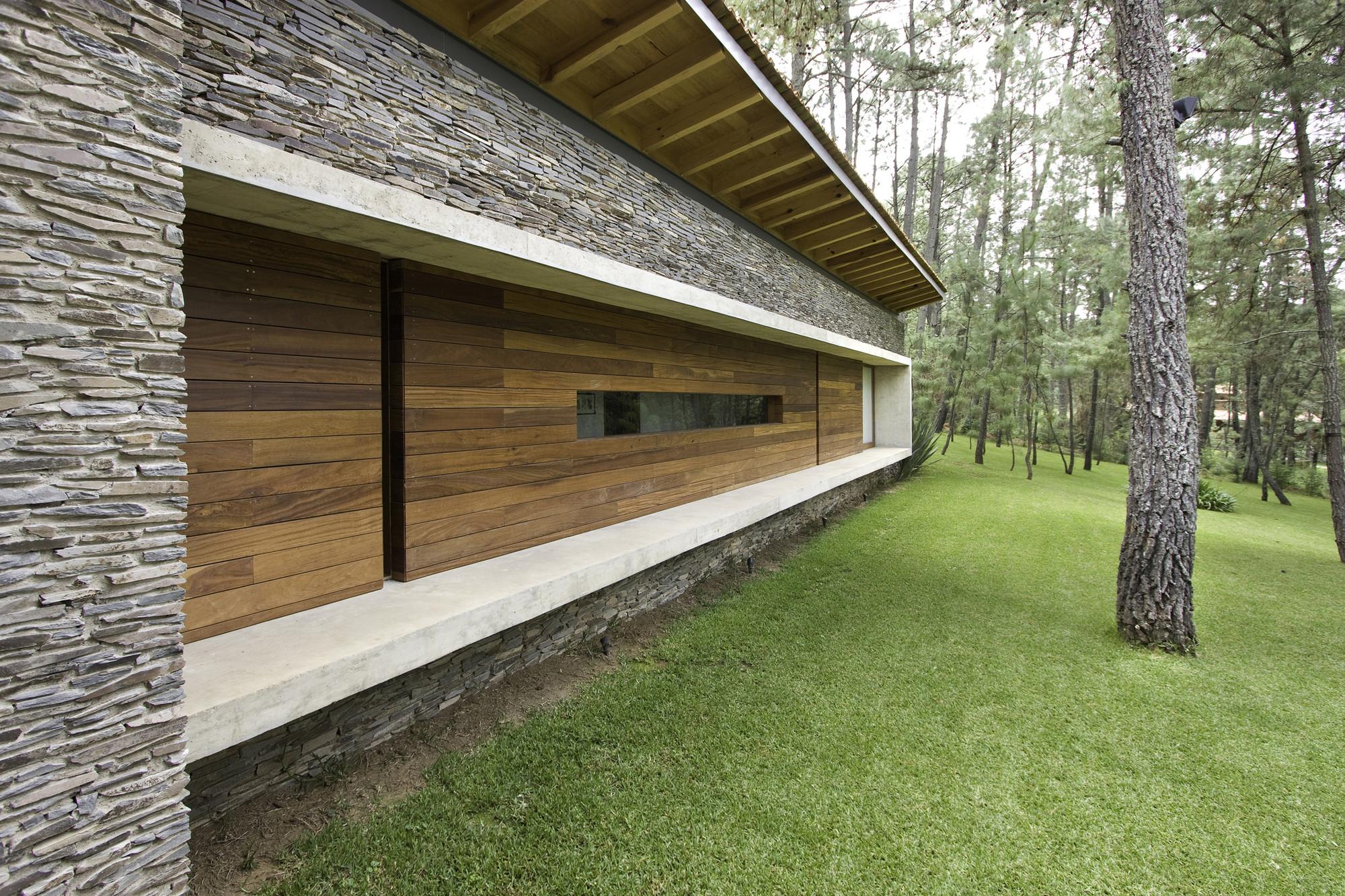 Gallery of toc house el as rizo arquitectos 3 - Casa estructura metalica ...