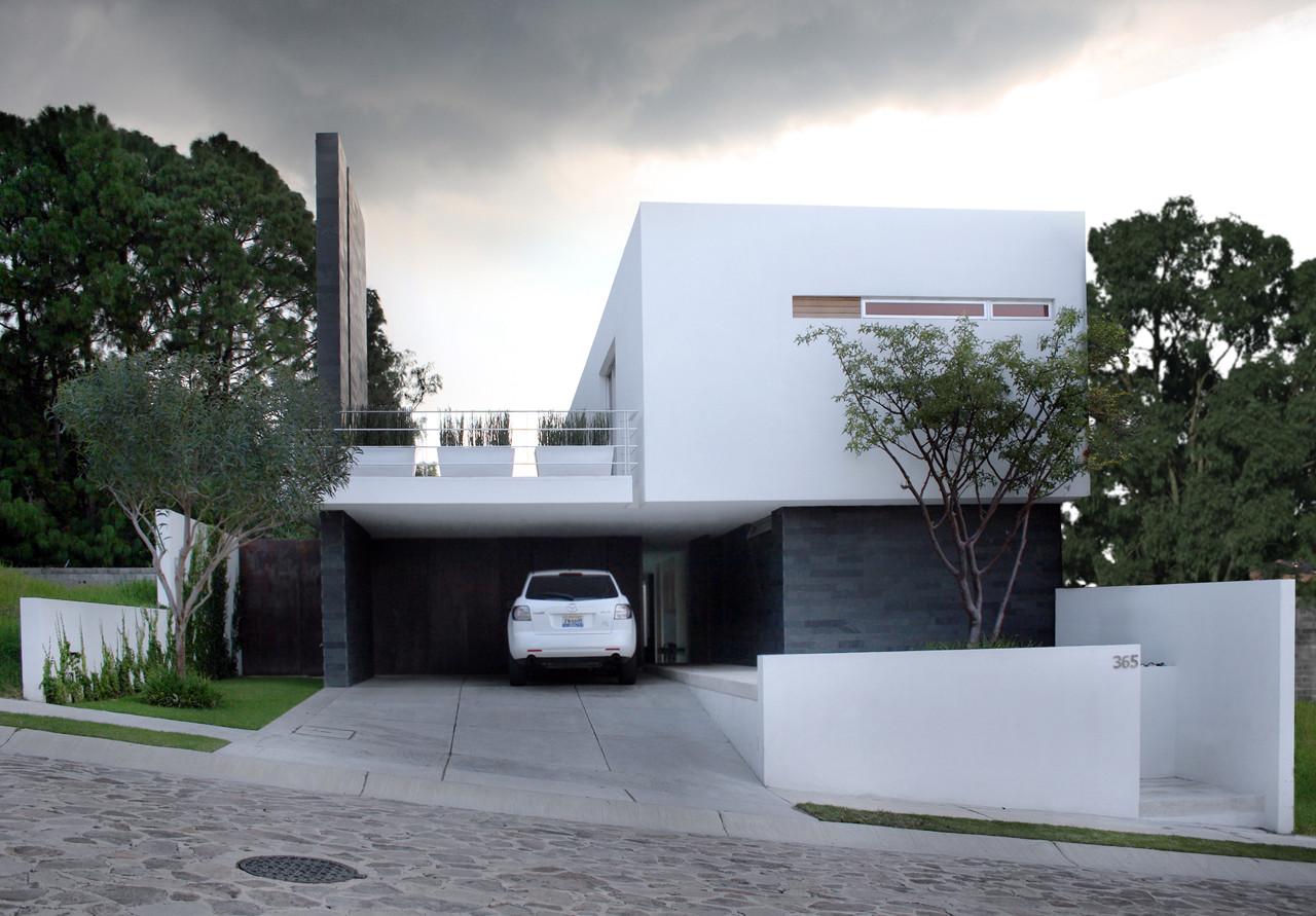 Casa peregrina peque o atelier de arquitectura for Casa contemporanea