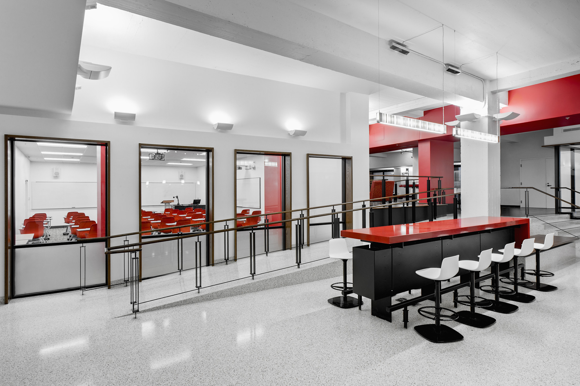 Gallery Of Florida State University William H Johnston Building