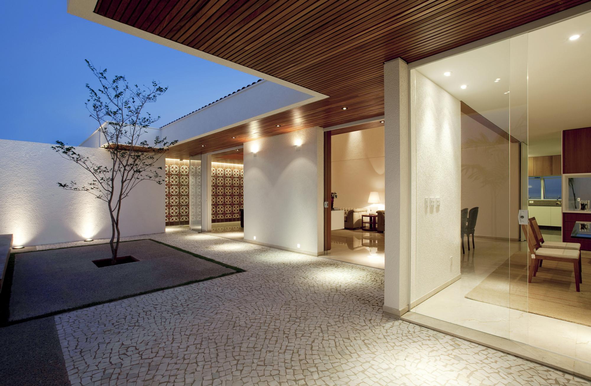 Gedda House / Mustafá Bucar Arquitetura, © Paulo Rezende