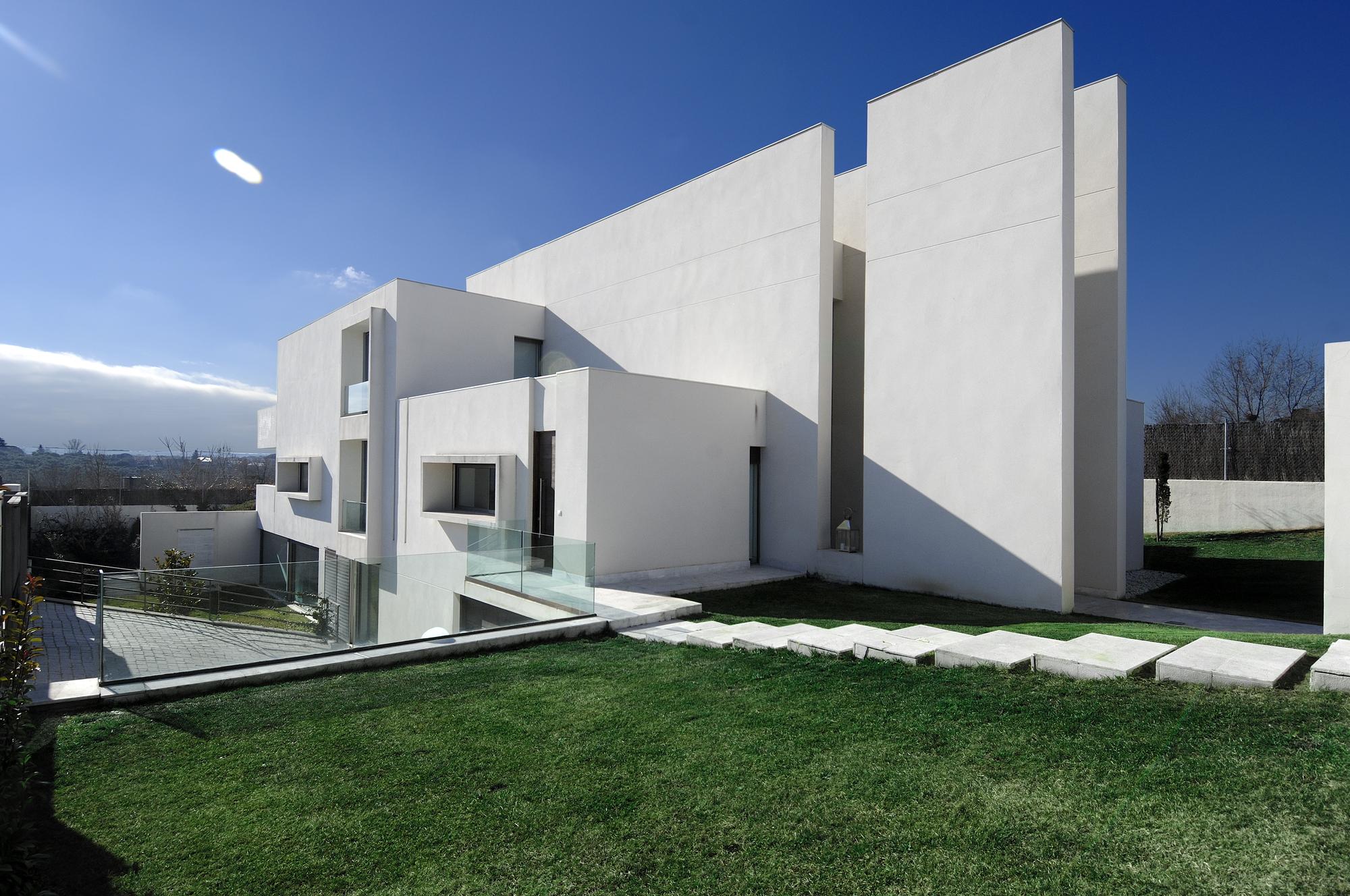 Casa Camarines / A-cero, © Luis H. Segovia
